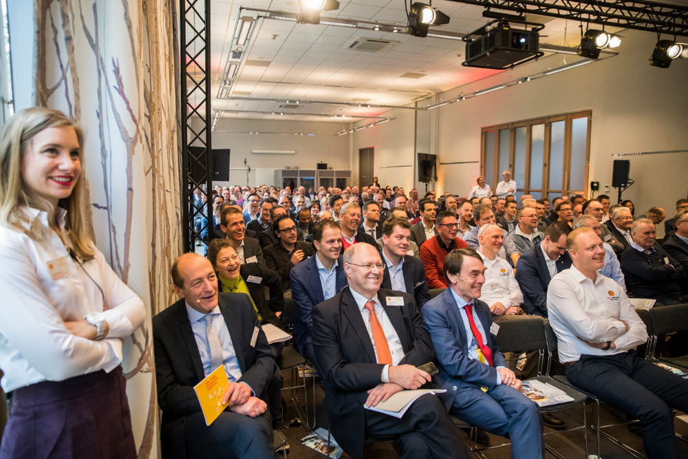 Shell Lubricants Trends & Technology Symposium